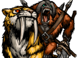 Donga, Tiger Rider