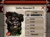 Uorko Maneater II