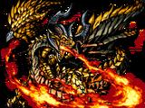 Fafnir, Fire Dragon/Boss