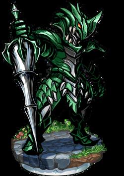 Cadmoth, Subjugator Figure