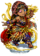 Apsara, Spirit of Water II Figure
