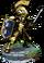 Heavy Warrior II Figure