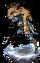 Elven Poacher Figure