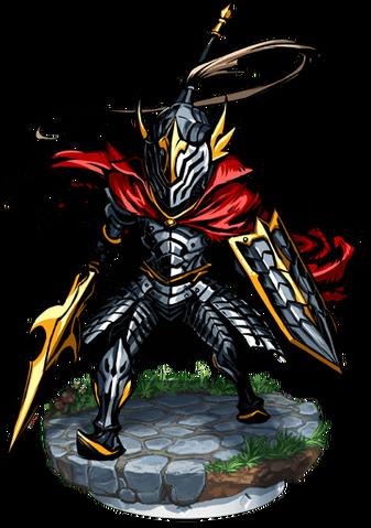 File:Sir Galahad, Road Knight Figure.png