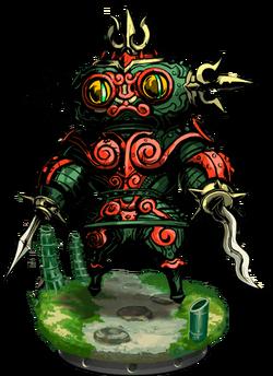 Mystic Idol Figure