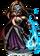 Libuse, the Black Queen II Figure