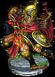 Eros, the Golden Arrow II Figure