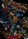 Rustom, Zombie Ape Figure