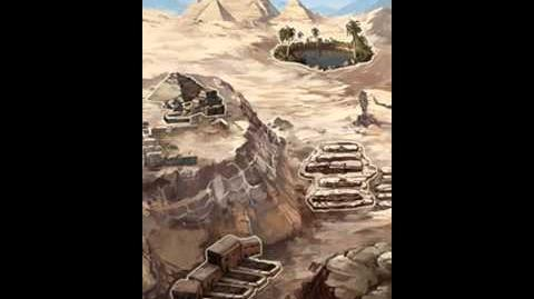 Blood Brothers Special Dungeons 38 The Perilous Desert Intro