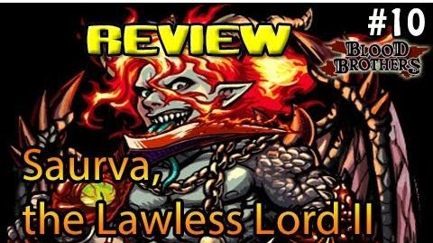 Blood Brothers RPG Game - saurva Review