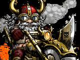 Dwarven Hog Rider II