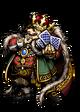 King Phillip Figure