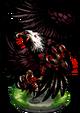 Man-eating Eagle Figure