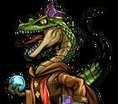 Kan, Lizardman Diviner