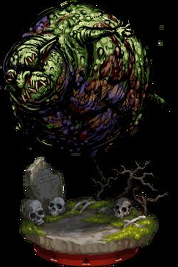 Corpse Balloon Figure