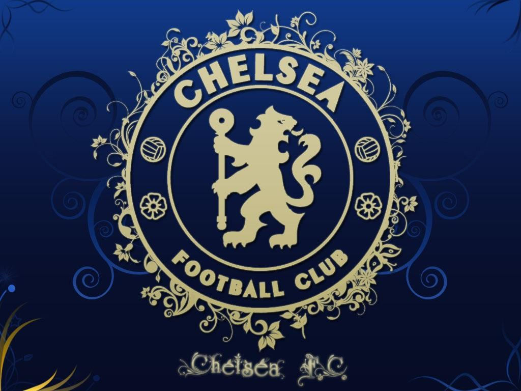 Chelsea Fc Logo Wallpaper 498206215