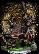 Infested Minotaur II Figure