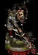 Zombie Soldier Figure