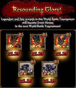 WBT 17 Resounding Glory