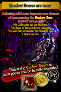 SRB28 Shadow Bosses Notice