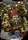 Regin, the Brass Mantis II Figure