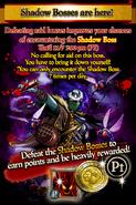 SRB43 Shadow Bosses Notice