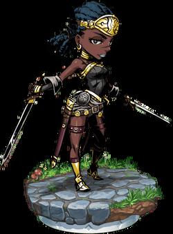 Sword Maiden II Figure