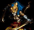 Sekhmet Aflame II