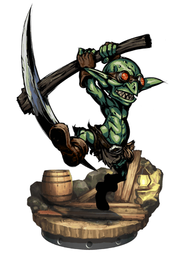Goblin Miner Blood Brothers Wiki Fandom Powered By Wikia