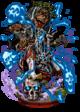 Orpheus, Fallen Hero II Figure