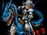 Lanvall, Lizard Cavalier II