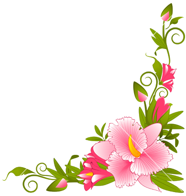 Image - Flower Border Vector.png | Blood Brothers Wiki ...