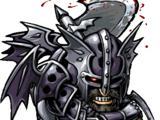 Sir Kay of Bat Armor