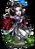 Wang Yi, the Cruel Archer Figure