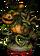 Pumpkin Golem Figure