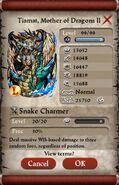 Tiamat, Mother of Dragons II OPE50