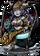 Lahamu, Royal Viper II Figure