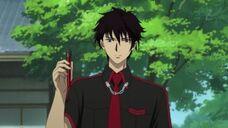 Tokizane with blood tube