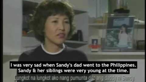 Sandara Park tells her life story on SCQ