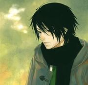 Anime guy 12