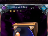 One Eyed Box