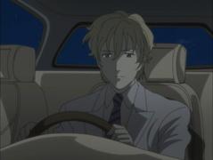 Solomon driving