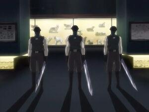 Corpse corps