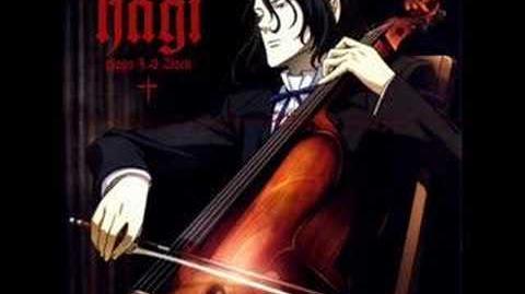 Haji plays the Cello