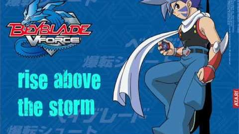 Beyblade Rise Above the Storm song with download link