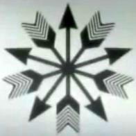 Logo cinq fleches