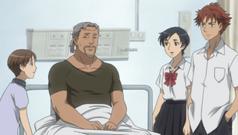 Saya, Riku, Kai Blood+ Final Piece