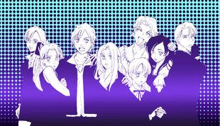 Kai and Diva Group - FAN-ART