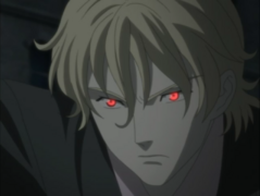 Solomon red eyes