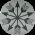 5 Flechas - Círculo